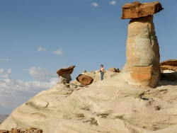 Hoodoos am Stud Horse Point