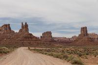 Fahrt zum Monument Valley