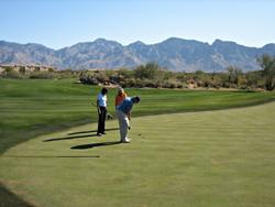 Vistoso Golf Club, Tucson