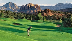 Sedona Golf Resort, 10. Loch