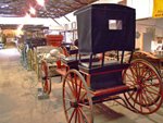 Kutschen im Tucson Rodeo Parade Museum