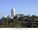 Kitt Peak National Observatory, worlds largest collection of optival telescopes