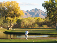 Tubac Golf Resort, 18. Loch